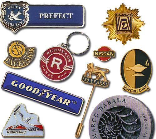 Precision Badges Mixed Example